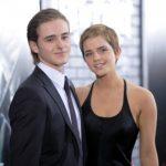 Emma Watson with Alex Watson