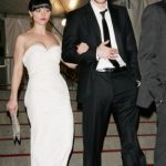 Chris Evans With Christina Ricci