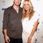Chris Evans With Kristina