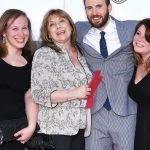 Chris Evans With Sisters