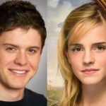 Emma Watson with Angus Willoughby