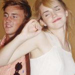 Emma Watson with Francis Boulle