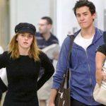 Emma Watson with Will Adamowicz