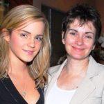 Emma Watson mother Jacqueline Luesby