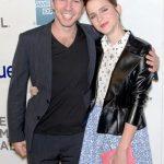 Emma Watson with Roberto Aguire