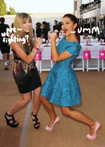 Ariana Grande Jennette McCurdy Fued