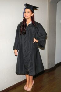 Ariana Grande a Diploma Holder