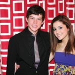 Ariana Grande With Graham Phillips