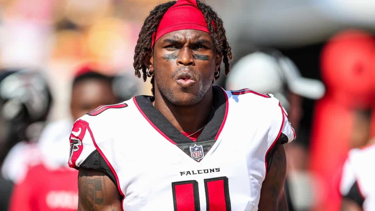 Julio Jones Wiki Height Weight Age Girlfriend Family Biography More