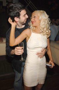 Christina with Jordan Bratman