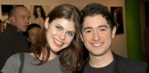 Alexandra Daddario with Jason Fuchs
