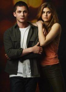 Alexandra with Logan