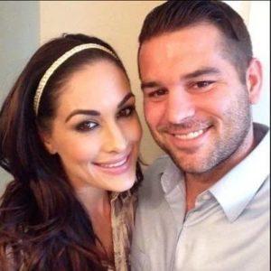 Brie Bella and brother JJ Garcia
