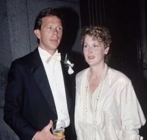 Meryl with her Brother Dana