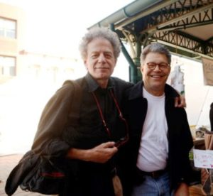 Al Franken with his brother