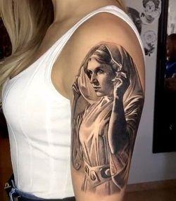 Kelsey Henson Tattoo