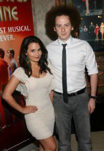 Rosanna Pansino with her boyfriend Josh