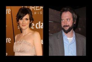 Winona Ryder & Tom Green