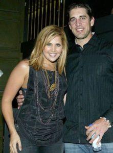 Aaron and Hillary Scott