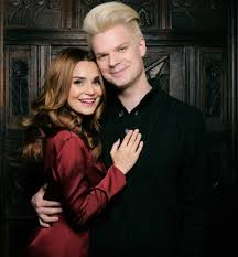Rosanna Pansino with her boyfriend Mike