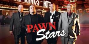 Chumlee debut with Pawn Stars