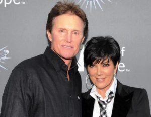 Kylie Jenner parents