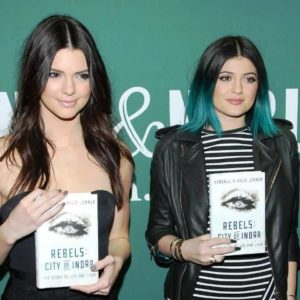 Kylie Jenner Launched Rebels City of Indra