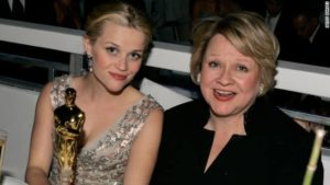 Reese Witherspoon with her mother