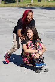 Zendaya z siostrą Annabellą