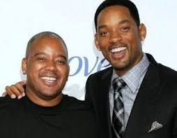 Will Smith with his brother Harry