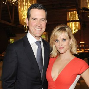 Reese Witherspoon with her husband Jim