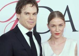 Morgan Macgregor with her husband