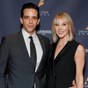 Amanda Kloots with her husband Nick