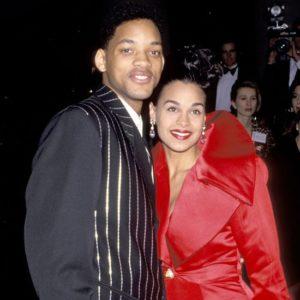 Will Smith with his wife Sheree Zampino