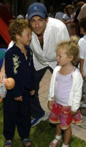 Rachel Sharp ex-husband & kids
