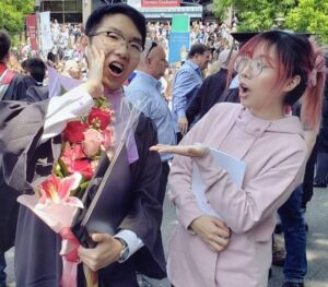 Lilypichu with her brother