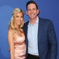 Tarek El Moussa with his girlfriend Heather