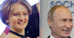 Vladimir Putin & Yekaterina Putin