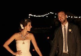 Leanne Ford with her boyfriend Brad