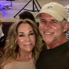 Randy Cronk with his ex-wife