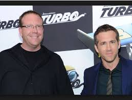 Ryan Reynolds with his brother Jeff