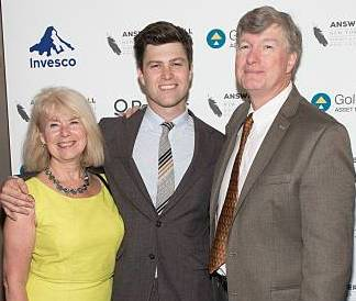 Colin Jost Biography Age Wiki Height Weight Girlfriend Family More