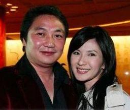 Nurdian Cuaca with his ex-wife