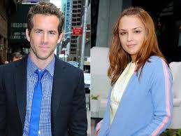 Ryan Reynolds & Rachael Leigh Cook