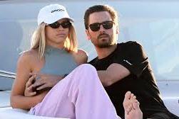Scott Disick with his girlfriend Sofia