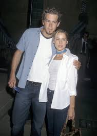Ryan Reynolds with his ex-girlfriend Traylor