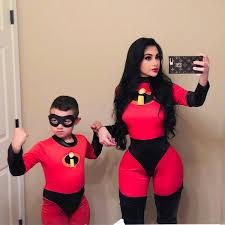 Jailyne Ojeda Ochoa with her brother