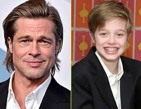 Shiloh Jolie-Pitt & William Bradley Pitt