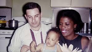 Lenny Kravitz with his parents