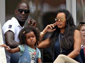 Brandi Padilla with her husband & kids
